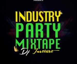 Dj Instinct - Industry Party Mix Vol.1